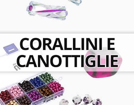 Corallini e Canottiglie